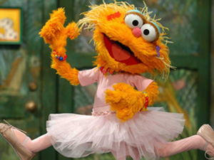 Zoe the Muppet